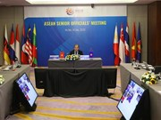 ASEAN senior officials convene