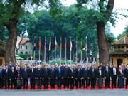 Vietnam actively contributes to establishment of ASEAN community