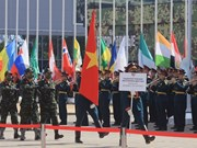 Vietnam attends Army Games 2020 in Russia