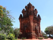 Nhan Tower: Charm of Cham people