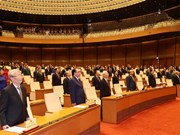10th session of 14th National Assembly opens