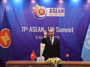 11th ASEAN-UN summit opens