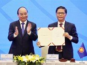 ASEAN 2020: Signing Ceremony for Regional Comprehensive Economic Partnership