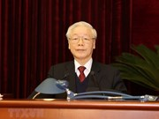 12th Party Central Committee 's 15th plenum concludes