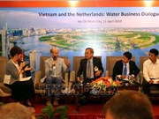 Vietnam, Netherlands cooperate in water management in Mekong Delta