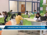 Libraries amid the fourth industrial revolution