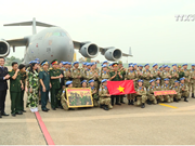 Vietnam intensifies peacekeeping task in United Nations Mission