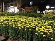 Flower markets in Ho Chi Minh City