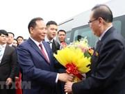 DPRK officials visit Hai Duong province