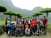 Difficulties hinder disabled people's travel