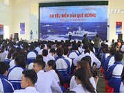 Programme raises pupil's awareness on national seas, islands