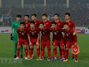 Vietnam secure berth in 2020 AFC U23 finals