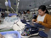 Vietnam's leather and footwear exports hit 3.97 bln USD in Q1