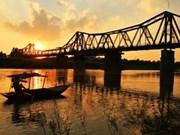 Exhibition inspired by Long Bien Bridge