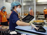 Saigon Co.op supplies meals to quarantine areas