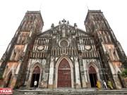 So Kien Basilica in Ha Nam province
