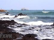 Cua Tung beach in Quang Tri province