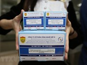 WHO, UK certify Vietnam's COVID-19 test kit