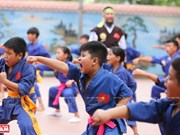 Thien Mon Dao honors Vietnam's martial arts