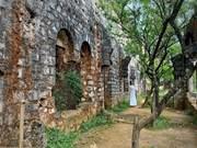 Ta Phin ancient monastery in Sapa