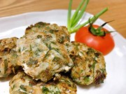 Anchovy fish cake - perfect comfort food