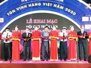 Trade fair honors Vietnamese goods