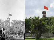 Hanoi now and then through photos