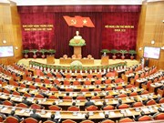 Party Central Committee wraps up 13th session