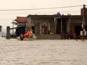 Torrential rains cause severe floods in central region