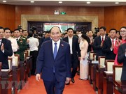 Prime Minister attends HCMC Party Congress
