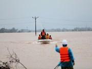 Parts of Ha Tinh province isolated due to prolonged heavy rain
