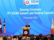 Opening ceremony of 37th ASEAN Summit