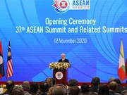 37th ASEAN Summit and related summits open