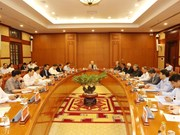 Party chief chairs meeting of Central Steering Committee for Anti-Corruption
