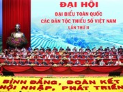 Second National Congress of Vietnamese Ethnic Minorities opens
