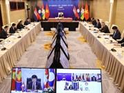 PM Nguyen Xuan Phuc attends virtual 10th CLMV