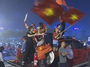 Vietnam storms into AFF Cup final