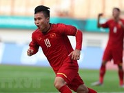 Nguyen Quang Hai among top 10 young stars at Asian Cup
