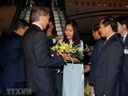Argentina President pays State visit to Vietnam