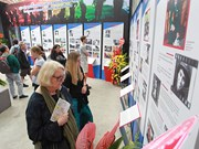 Exhibition recalls springtime of historical witnesses