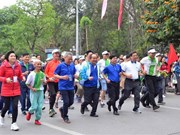 Hanoi Olympic Run Day draws over 8,000 runners