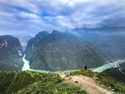 Southeast Asia's deepest canyon