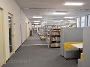 Universities develop modern libraries