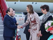 PM pays visit to Norway