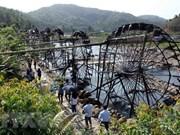 Mountainous district boosts tourism development