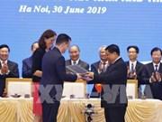 Vietnam, EU sign FTA, IPA