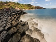 Admiring pristine coastal beauty in Phu Yen