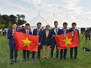 Vietnam wins two golds, four silvers at Int'l Mathematics Olympiad