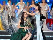 Cao Bang beauty crowned Miss World Vietnam 2019