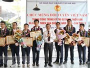 Vietnam wins 7 medals at int'l astro olympiad